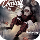 Santa Is Coming Flyer Template - GraphicRiver Item for Sale