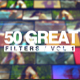 50 Great Filters - VideoHive Item for Sale