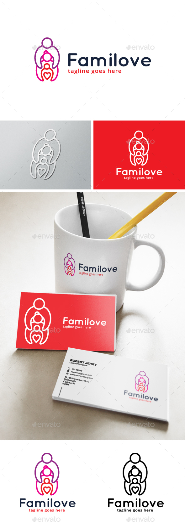 Family Care Logo - Humans Logo Templates