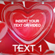 Amazing Hearts - VideoHive Item for Sale