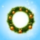 Christmas Wreath - GraphicRiver Item for Sale