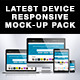 Responsive Device Mockup Pack - GraphicRiver Item for Sale