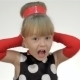 Kid Girl Covers His Ears With His Hands - VideoHive Item for Sale