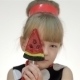 Girl Covers Her Eyes Lollipop - VideoHive Item for Sale