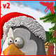 Christmas Penguins V2 - VideoHive Item for Sale