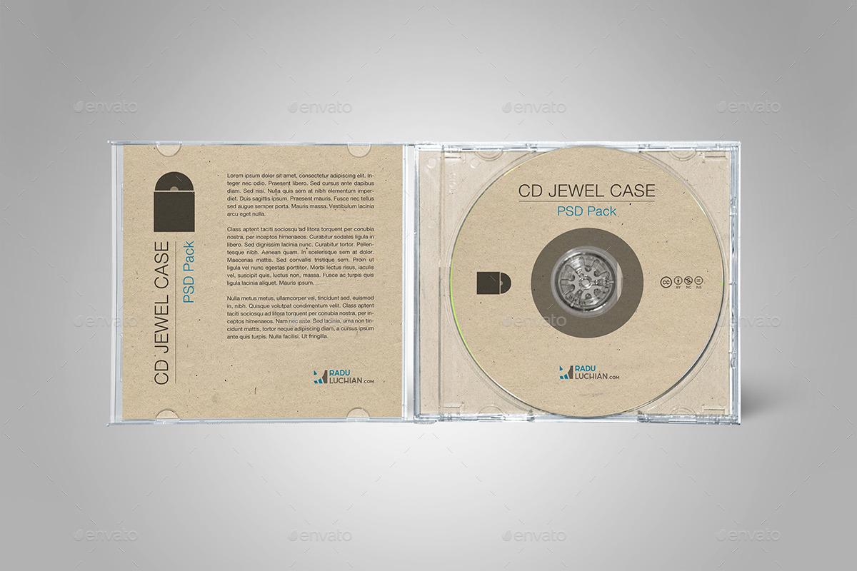 jewelcase cd
