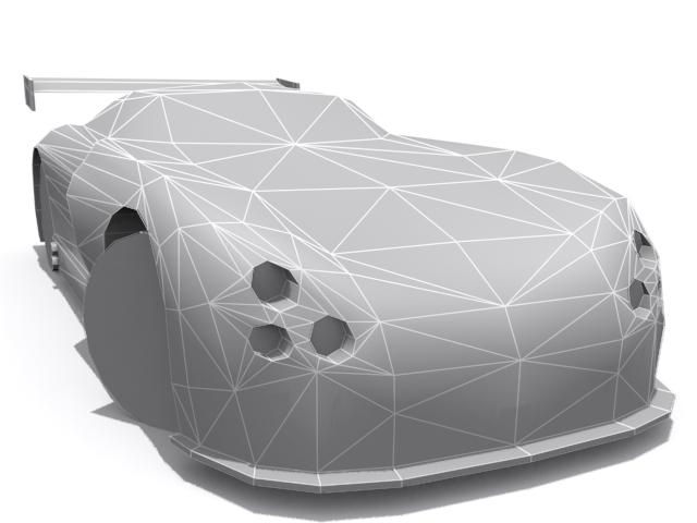 TVR Cerbera Speed 12 GT - Base