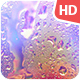 Water Drops Splatter On Glass 339 - VideoHive Item for Sale