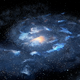 Rotating Galaxy - VideoHive Item for Sale
