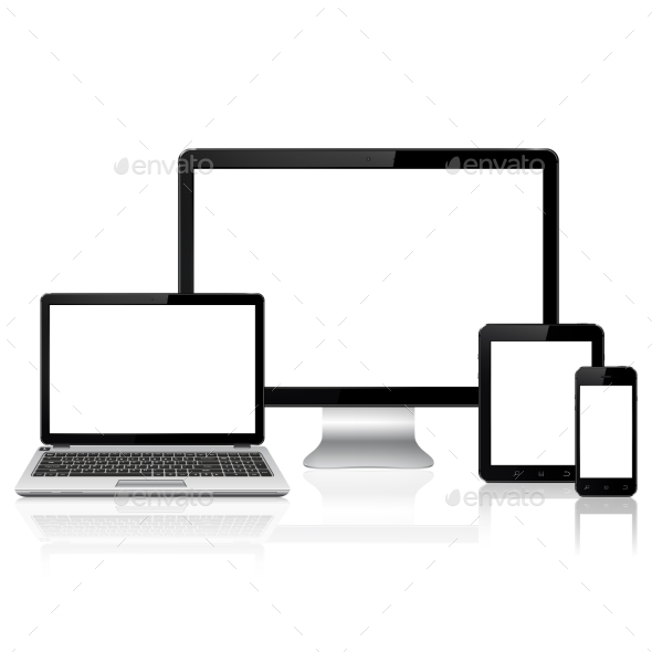 Modern Digital Devices  - Computers Technology