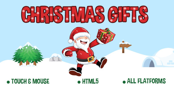 Christmas Gifts - CodeCanyon Item for Sale