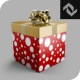 Square Gift Box Mockup - GraphicRiver Item for Sale