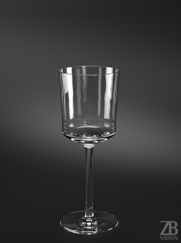 Water Glass - 3DOcean Item for Sale