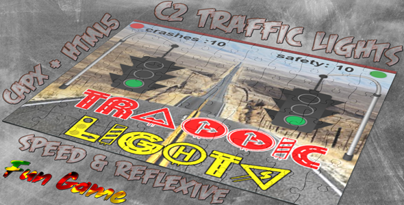C2 Traffic Lights - CodeCanyon Item for Sale