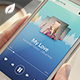 Music Player Mobile Apps - GraphicRiver Item for Sale