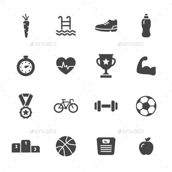 Sport Icons - Icons