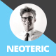 Neoteric Resume - GraphicRiver Item for Sale