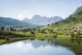 Beautiful mountain lake - PhotoDune Item for Sale