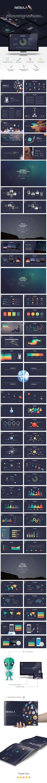 Nebula Powerpoint Presentation - Creative PowerPoint Templates
