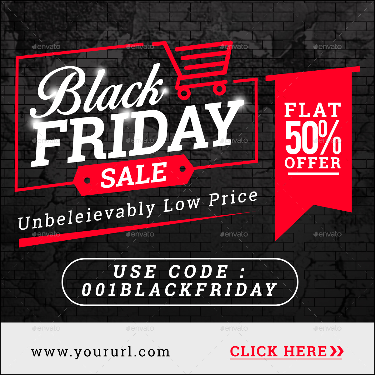 Black Friday Banners by doto | GraphicRiver