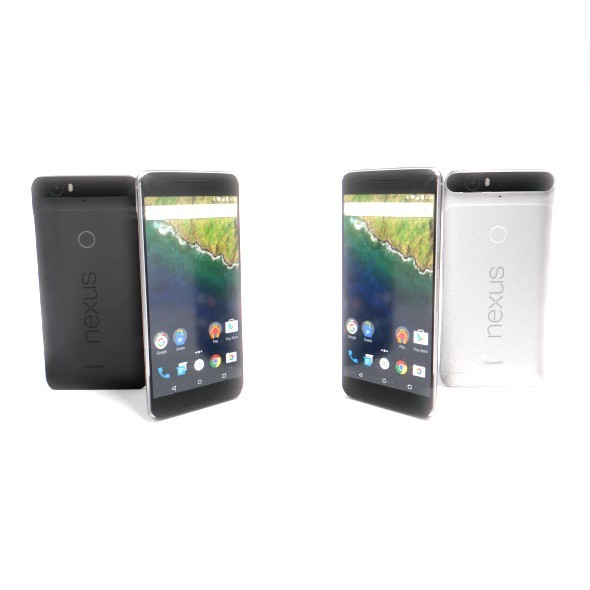 Nexus 6P - 3DOcean Item for Sale