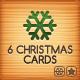 Six Christmas Cards Bundle - CodeCanyon Item for Sale
