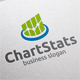 Chart Stats Logo - GraphicRiver Item for Sale