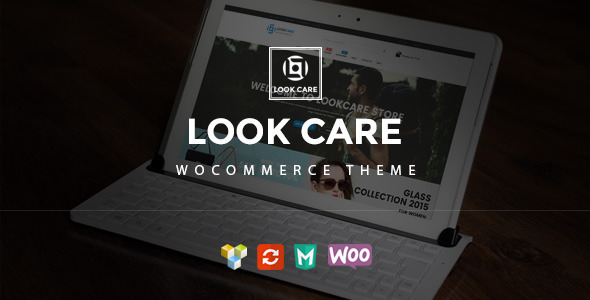 LookCare – Responsive Fashion WordPress Theme