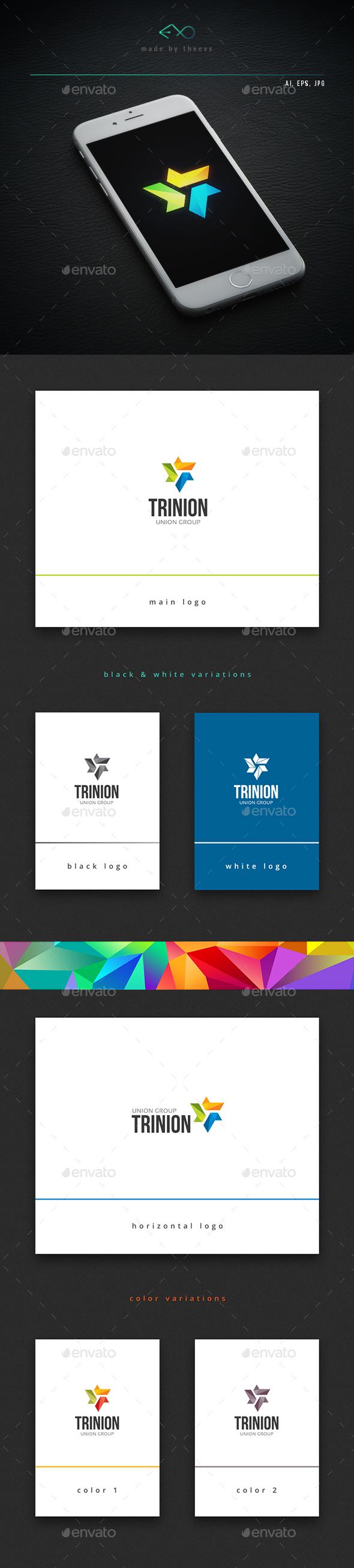 Trinion - Vector Abstract