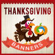 HTML5 Thanksgiving day Banners - GWD - 7 Sizes - CodeCanyon Item for Sale