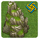 Rock Formation Pack 3 - 3DOcean Item for Sale
