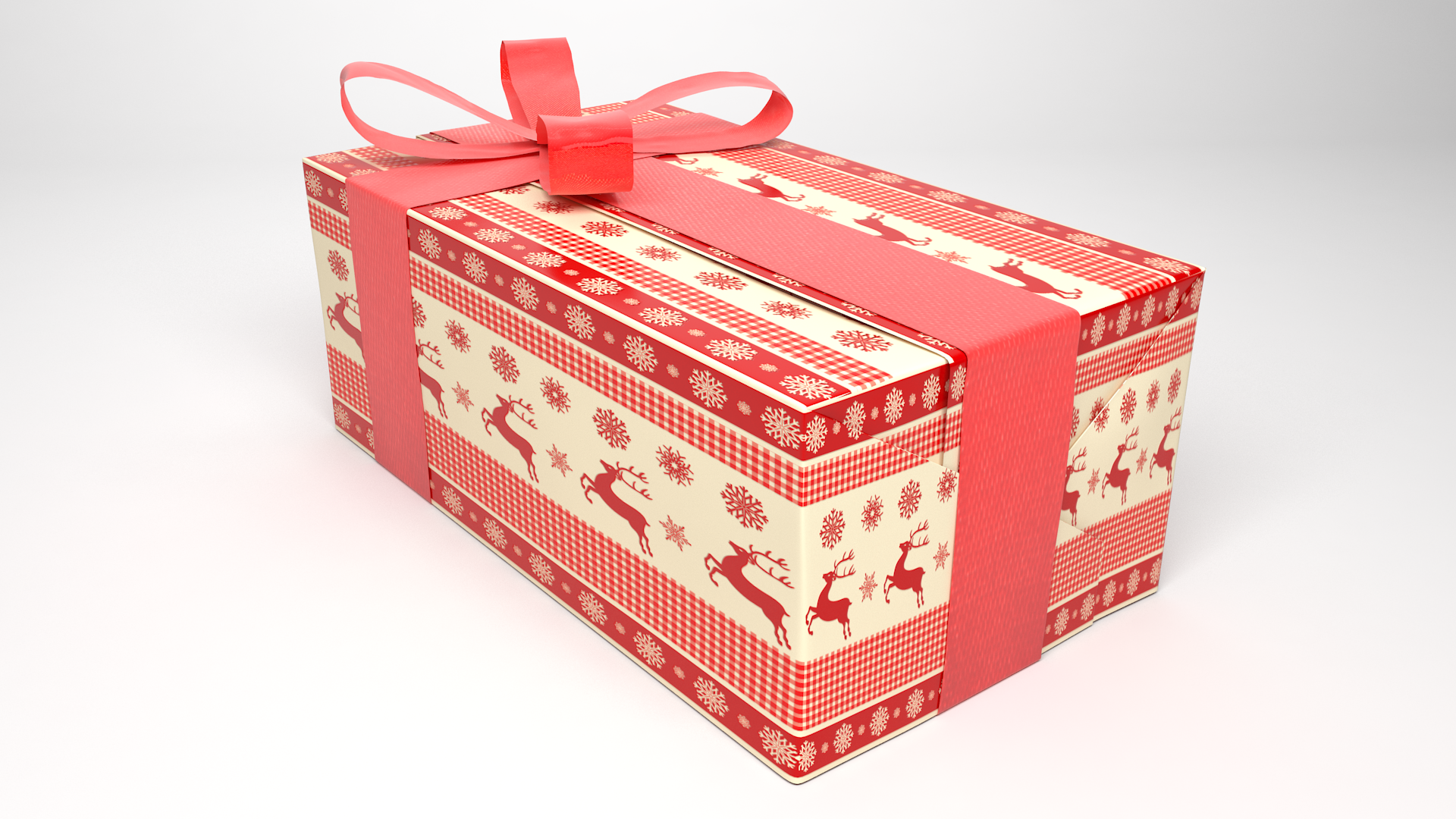 Gift box christmas by serquin 3docean hdg negle Images
