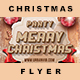 Christmas Party Flyer Template – vol III - GraphicRiver Item for Sale