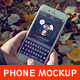 Phone 6 Mockup Weekend Theme v.2 - GraphicRiver Item for Sale