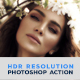 4 HDR Action - GraphicRiver Item for Sale