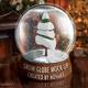 Snow Globe Mock-up Xmas - GraphicRiver Item for Sale