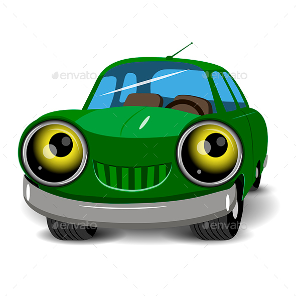 Green Car - Miscellaneous Characters
