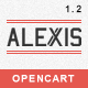 Alexis - Responsive OpenCart Theme Nulled