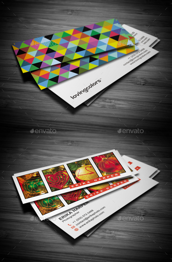 Business Cards Bundle #6 - Business Cards Print Templates