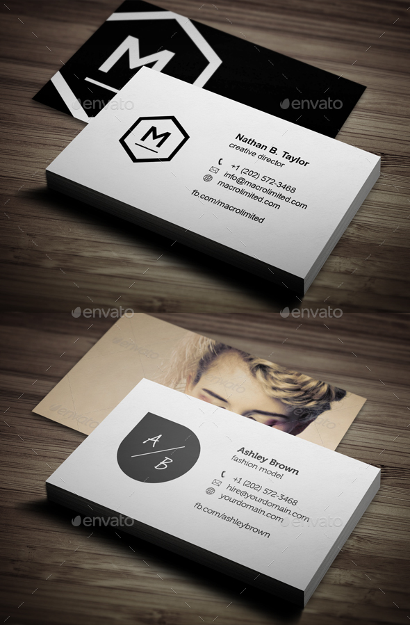 Business Cards Bundle #7 - Business Cards Print Templates
