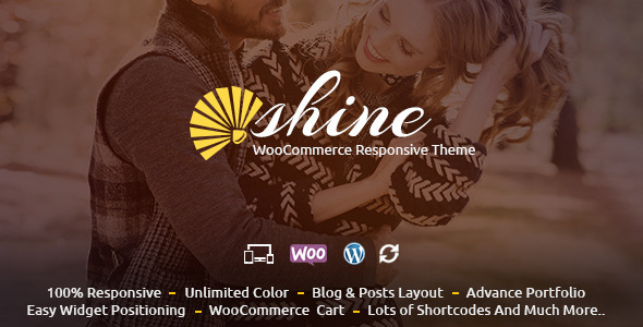 Shine – WooCommerce Responsive Theme