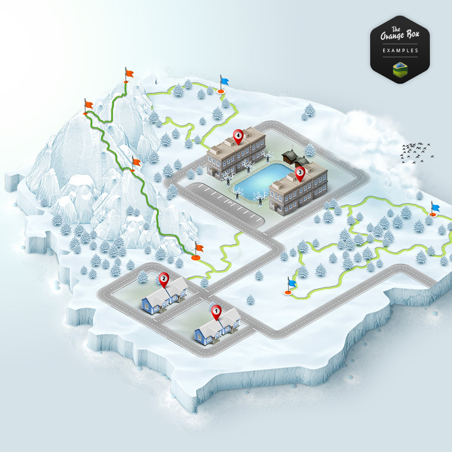 3d map generator 2 isometric by orangebox graphicriver 3d map generator 2 isometric gumiabroncs Gallery