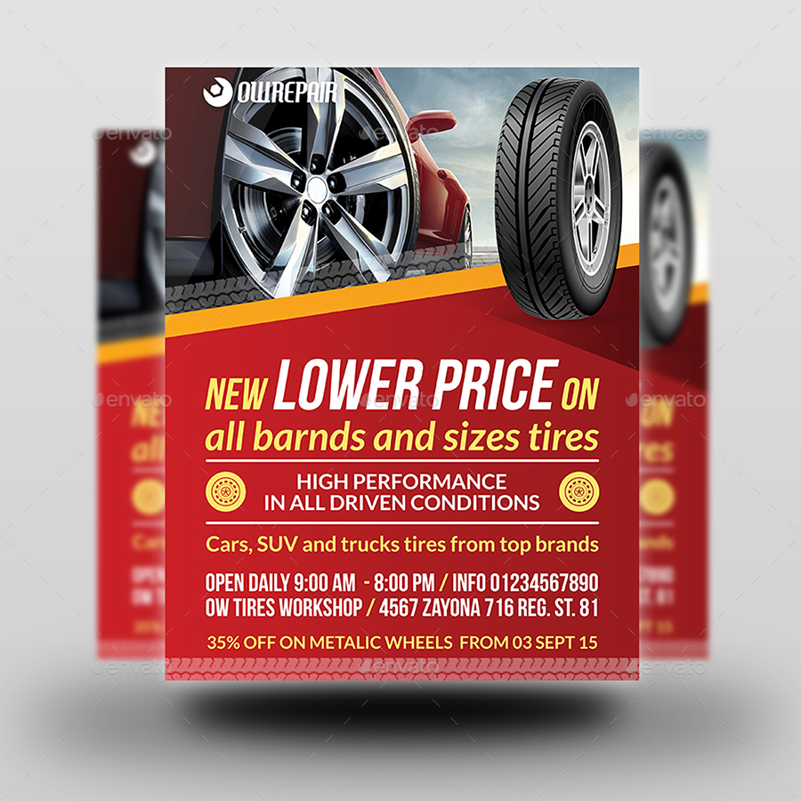 02_Tire_Flyer_Template T Format Cover Letter Template on full block, business cover, free personal,