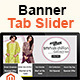 Banner Tab Slider - CodeCanyon Item for Sale