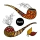 Doodle Pipes Set