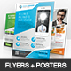 Flyer and Poster - Leaning Forward - GraphicRiver Item for Sale