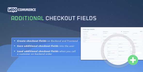 WooCommerce Additional Checkout Fields - CodeCanyon Item for Sale