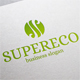 Super Eco Logo - GraphicRiver Item for Sale