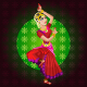 Indian Classical Dance - GraphicRiver Item for Sale