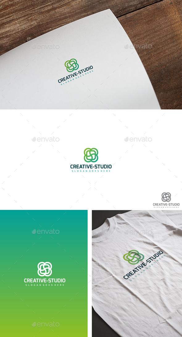 Creative Studio Logo - Abstract Logo Templates